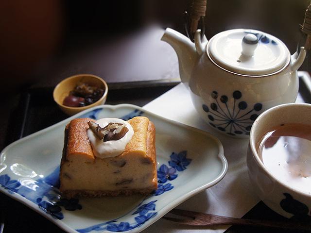 CAFE HAYASHI 発酵+スイーツ・ドリンクセット