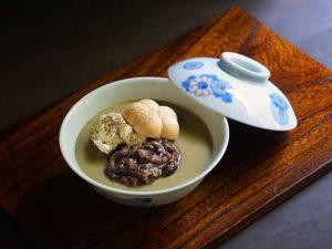 CAFE HAYASHI 発酵あんこのほうじ茶プリンもなか